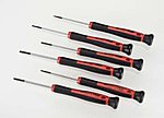 Felo Slotted/Phillips Screwdriver Set (6)