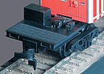 Couplermate -- HO Scale Model Train Coupler -- #55498