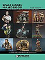 Scale Model Handbook- Figure Modelling Vol.17 -- Detailing Model Figure Book -- #17