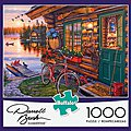 Bush Summertime 1000pcs -- Jigsaw Puzzle 600-1000 Piece -- #11230