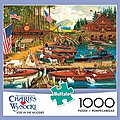 Lost In The Woodies 1000pcs -- Jigsaw Puzzle 600-1000 Piece -- #11426