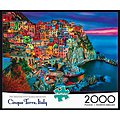 New Cinque Terre 2000pcs -- Jigsaw Puzzle Over 1000 Piece -- #2034