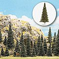 Pine Trees - pkg(30) -- HO Scale Model Railroad Tree -- #6471