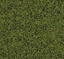 Foliage Pad - Light Green -- HO Scale Model Railroad Grass Earth -- #7345