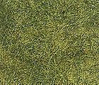 Wild Grass Material - Spring Green -- HO Scale Model Railroad Grass Earth -- #7371