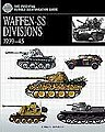 Waffen SS Divisions 1939-45 (Hardback) -- Military History Book -- #552