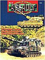 Assault- Journal of Armored & Heliborne Warfare Vol.10 -- Military History Book -- #7810