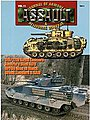 Assault- Journal of Armored & Heliborne Warfare Vol.11 -- Military History Book -- #7811