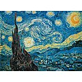 Van Gogh Starry Night 500pcs -- Puzzle 0-500 Piece -- #94932