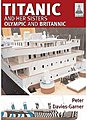 Shipcraft- Titanic & Her Sisters Olympic & Britannic -- Military History Book -- #sc18