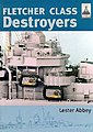 Shipcraft- Fletcher Class Destroyers -- Military History Book -- #sc8