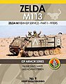 IDF Armor- Zelda M113 in IDF Service Part 1 Fitters -- Military History Book -- #9