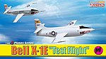 Bell X-1E Test Flight 2pk -- Diecast Model Airplane -- 1/144 Scale -- #51029
