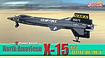 North American X-15 No3 -- Diecast Model Airplane -- 1/144 Scale -- #51031