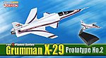 Grumman X-29 Protype #2 -- Diecast Model Airplane -- 1/144 Scale -- #51039