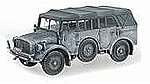 Hvy UNIFORN PERSONNEL VEHICLE -- Plastic Model Military Vehicle -- 1/72 scale -- #60516