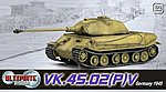 VK.45.02 GERMAN ULTIMATE -- Diecast Military Model Trucks, Planes, Tank -- 1/72 scale -- #60530