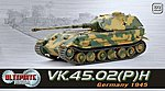 VK.45.02 GERMAN ULTIMATE -- Plastic Model Military Vehicle -- 1/72 scale -- #60531