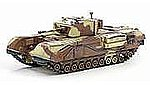 CHURCHILL Mk.III TUNISIA -- Plastic Model Military Vehicle -- 1/72 scale -- #60569