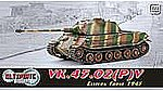 VK.45.2 EASTERN FRONT '45 -- Plastic Model Military Vehicle -- 1/72 scale -- #60587