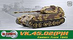 VK.45.02 P H E.FRONT 1945 -- Plastic Model Military Vehicle -- 1/72 scale -- #60588