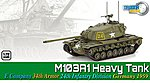 M103A1 E CO 34th ARMOR 1-72
