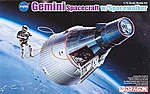 Gemini Spacecraft w/Spacewalker -- Space Program -- Plastic Model Kit -- 1/72 Scale -- #11013