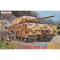 German Super Tank ''Maus'' -- Plastic Model Military Vehicle Kit -- 1/35 Scale -- #6007