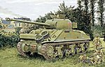 Firefly Vc Tank -- Plastic Model Tank Kit -- 1/35 Scale -- #6182