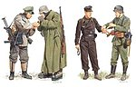 Stalingrad Inferno -- Plastic Model Military Figure Kit -- 1/35 Scale -- #6343