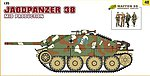 Jagdpanzer 38 (Hetzer) Mid Production Tank -- Plastic Model Tank Kit -- 1/35 Scale -- #9148