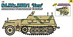 SdKfz 250/1 NEU with Recon Wiking -- Plastic Model Military Vehicle Kit -- 1/35 Scale -- #9149