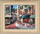 Taste of Italy -- Paint By Number Kit -- #91320