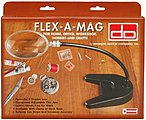 Flex-A-Mag 4 Round Desk Base
