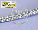 Braided Line #7 .100-1ft -- Plastic Model Vehicle Accessory Kit -- 1/24-1/25 Scale -- #1307