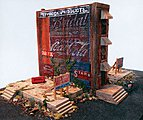 The Worst Building in Town Kit -- HO Scale Model Railroad Building -- #1060