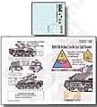 Hell Hath no Fury Like an Easy Eight Scorned -- Plastic Model Military Decal -- 1/35 -- #356189
