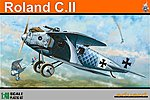 Roland CII German BiPlane (Profi-Pack) -- Plastic Model Airplane Kit -- 1/48 Scale -- #8043