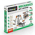 Discovering STEM Education Series- Mechanics Gears & Worm Drives Set