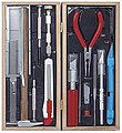 DELUXE RAILROAD TOOL SET