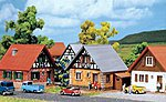 Development House -- Z Scale Model Railroad Building -- #282763