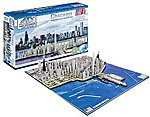 Chicago Skyline 950pcs -- 3D Jigsaw Puzzle -- #40014