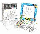 Make Your Own Hand Print Kit -- Drawing Kit -- #3492