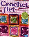 Crochet Art Kit -- Fabric Craft and Activity -- #3625