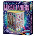 Make Your Own Mosaic Lantern Kit -- Activity Craft Kit -- #3700
