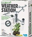 Weather Station Green Science Kit -- Science Engineering Kit -- #4573