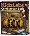 Combination Lock (Multi-Purpose) Kit
