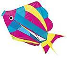 Rainbow Fish 3D 27.5'' -- Single-Line Kite -- #877