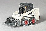 ''Bobcat'' Skid-Steer Loader (Unpainted Metal Kit) -- HO Scale Model Vehicle -- #61001