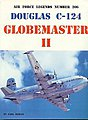 Air Force Legends- McDonnell Douglas C124 Globemaster II -- Military History Book -- #206